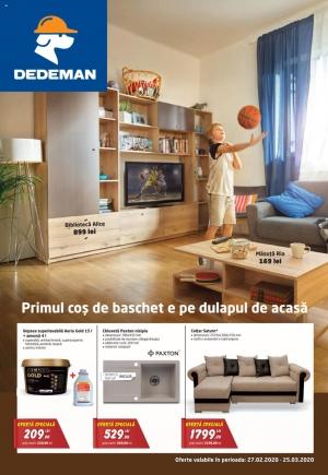 Catalog Dedeman